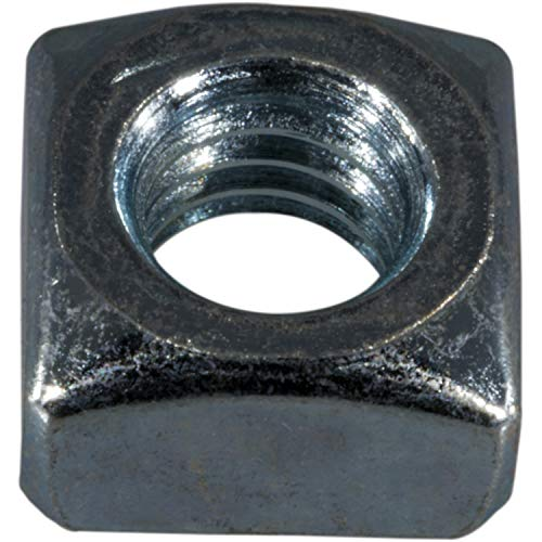 Hard-to-Find Fastener 014973314538 Coarse Square Nuts, 3/8-16, Piece-20