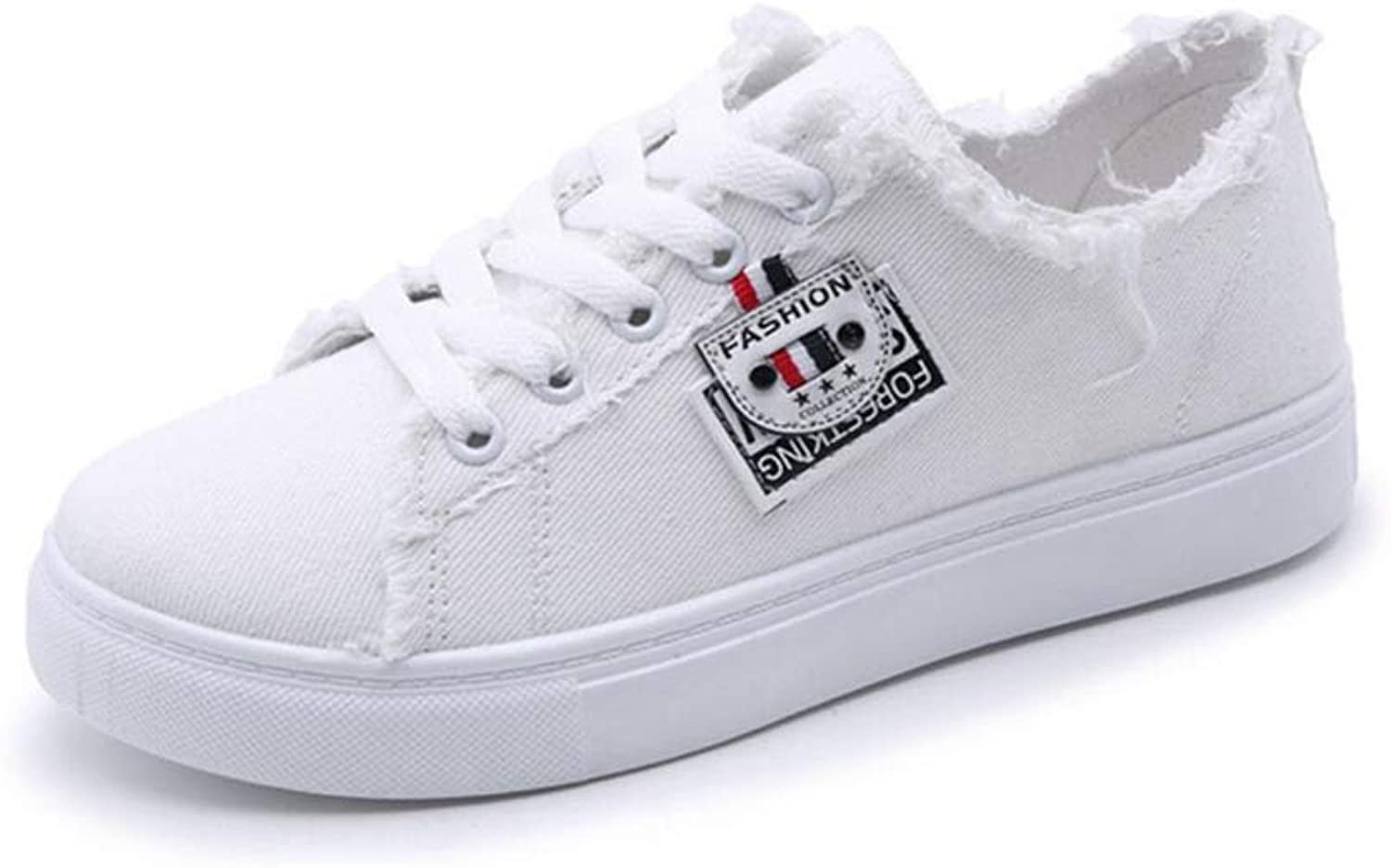 Canvas Sneakers for Women Casual shoes Low Top Lace up Fashion Sneakers