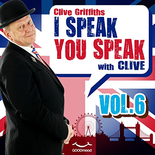 I speak you speak with Clive Vol. 6 copertina