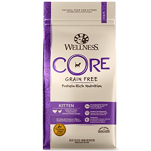 Wellness CORE Grain-Free Kitten Formula Dry Cat Food