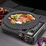 BBQ Plate, Korean BBQ Grill Pan BBQ Tray, BBQ for Home Camping