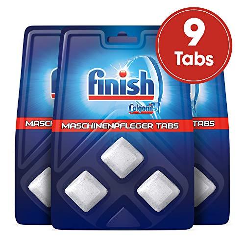 Finition Machine Nettoyant aide-soignant Tablettes, lave-vaisselle, Lot de 3 (3 x Lot de 3)