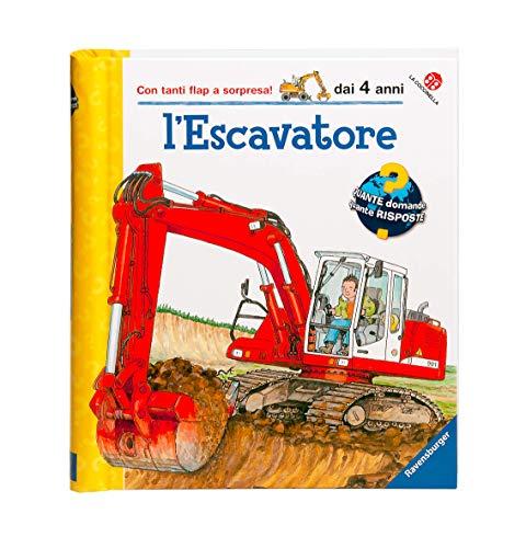 L'escavatore. Ediz. illustrata