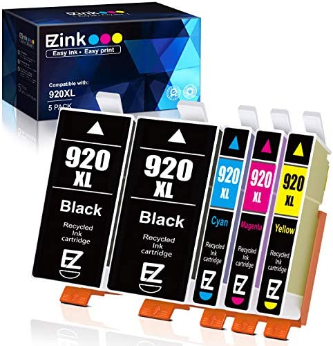 E Z Ink TM Compatible Ink Cartridge Replacement for HP 920XL 920 for use with Officejet 6500 product image