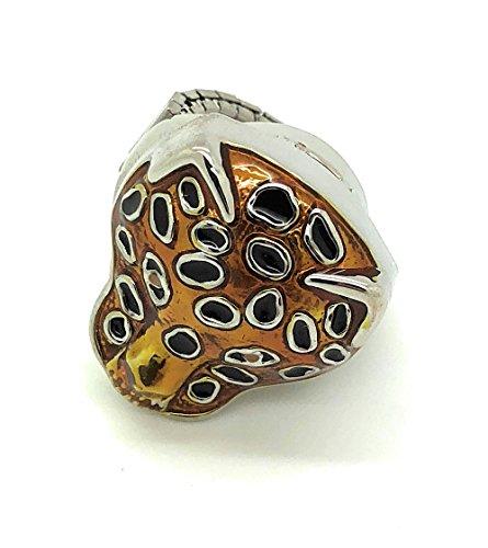 Elegante Reloj de Pulsera para Mujer con diseño de Guepardo