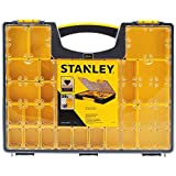 STANLEY Organizer Box With Dividers, Removable Compartment, 25 Compartment (014725R)