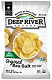 Deep River Snacks 50% Reduced Fat Kettle Cooked Potato Chips, 1.5-Ounce (Pack of 24)