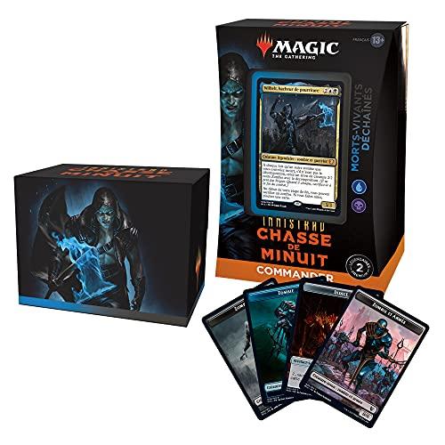 Magic: The Gathering- Deck Commander Innistrad : Chasse de Minuit – Morts-Vivants déchaînés
