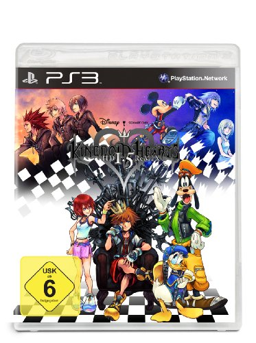 KINGDOM HEARTS: HD 1.5 ReMIX [Edizione: Germania]