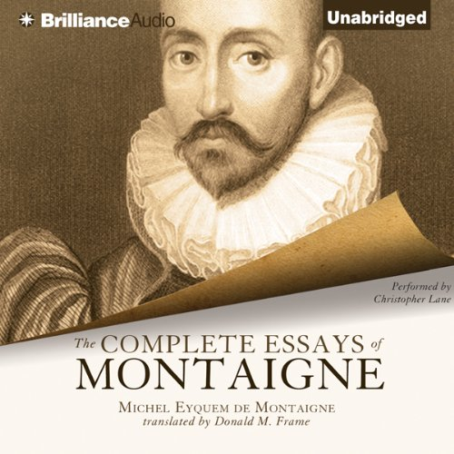 The Complete Essays of Montaigne audiobook cover art