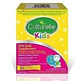 Culturelle Kids Nahrungsergänzungsmittel für Kinder 30 Päckchen - 5 Milliarden Bakterienkulturen - Lactobacillus Rhamnosus GG - Glutenfrei - 30 Tage Versorgung