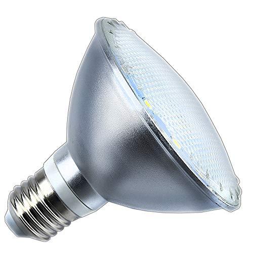 PAR30 Riflettore Lampadina LED 12W E27 Edison Vite Luxvista Bianco caldo 3000K Lampadina luce di inondazione per ricambio incandescente 100W (Non dimmerabile, 1 pezzo)