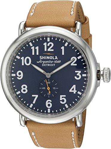 Shinola Detroit Mens The Runwell 47mm - 10000141