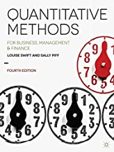 Best quantitative methods for business and management Reviews