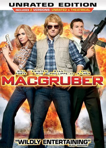 MacGruber (Unrated Edition) by Will Forte