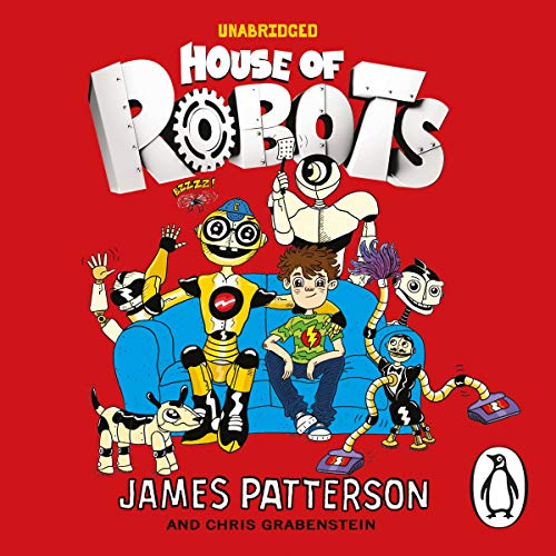 House of Robots audiobook cover art