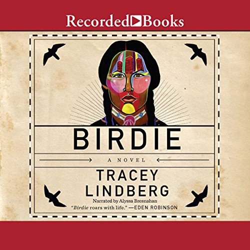 Birdie audiobook cover art