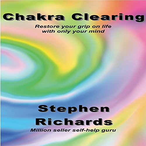 Chakra Clearing audiobook cover art