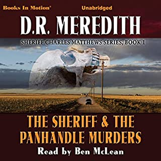 The Sheriff and the Panhandle Murders audiobook cover art