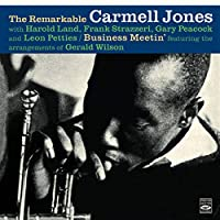 THE REMARKABLE CARMELL JONES / BUSINESS MEETIN'