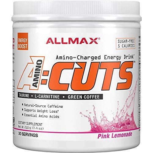 AllMax Nutrition AllMax Nutrition AminoCuts A:Cuts, Pink Lemonade, 210g