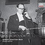 Rostropovich Interpreta Bach: Las Suites Para Violonchelo/ Rostropovich