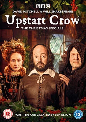 Upstart Crow: The Christmas Specials [UK import, region 2 PAL format]