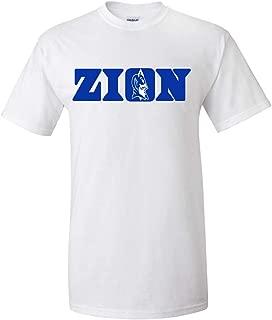 White Duke Zion Logo T-Shirt