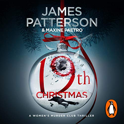 19th Christmas audiobook cover art