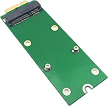 QNINE mSATA to A1398 A1425 Adapter for MacBook Pro Retina SSD Mid 2012 and Early 2013, mSATA SSD Converter Card