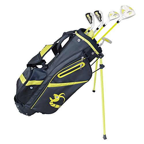 Woodworm Zoom V2 Junior Golf Clubs and Bag Package Right Hand Sets Ages 9 11