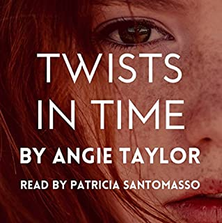 Twists in Time audiobook cover art