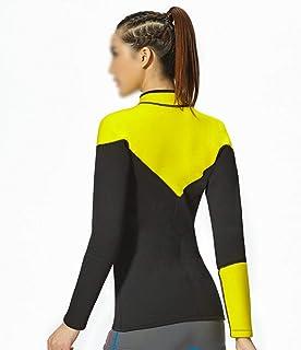 Amazon.es: chaqueta neopreno mujer - Amarillo