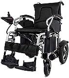 sedia a rotelle elettrica sedia a rotelle elettrica leggera scooter medico portatile per mobilità disabili e anziani viaggio confortevole e sicuro