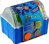 BWG Cofre del tesoro de juguete de buceo desconocido 27 piezas