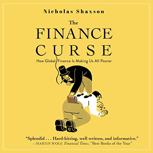 The Finance Curse Titelbild