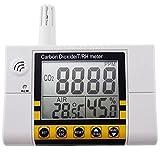 AZ Instruments Dióxido De Carbono Temperatura Del Detector Izquierda O Derecha Humedad Calidad Del Aire En Interiores Se Puede Montar En Pared CO2 Monitor