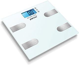 Prorelax 42349 Báscula electrónica de análisis corporal