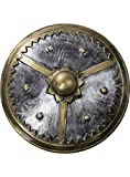 Funidelia | Escudo de Vikingo de 61 cms para Hombre y Mujer ▶ Nórdico, Valkiria,...