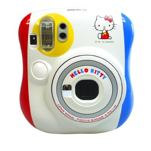Fujifilm Instax Mini 25 Instant Film Camera (Hello Kitty)