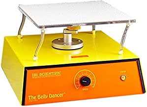 IBI Scientific BDRAA220S Belly Dancer Shaker, 220V, 0 to 100 rpm Speed