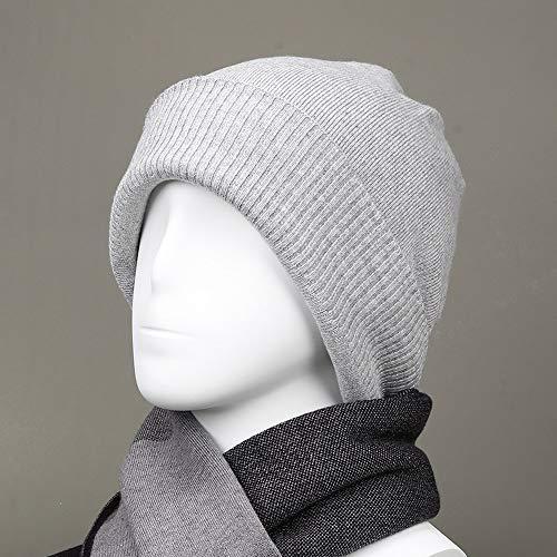 Z-H wintermuts van wol, warm