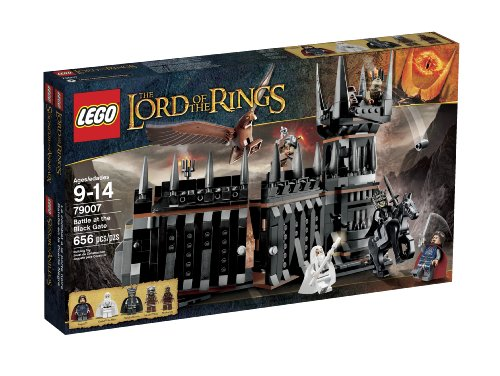 LEGO LOTR Battle at The Black Gate 79007 by LEGO