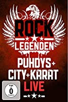 Rock Legenden Live [DVD]
