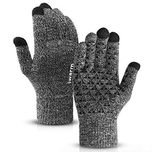 COOYOO Winter Gloves for Women and Men,Touchscreen Gloves,Running...