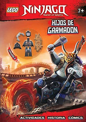 LEGO NINJAGO. Hijos de Garmadón