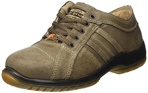 Exena A0241V001.38 Zapato X-Light Serraje Engrasado Efecto Envejecido, Metal Free Ermes S3 SRC 38