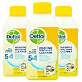Limpiador de lavadora Dettol Lemon Breeze, 750 ml