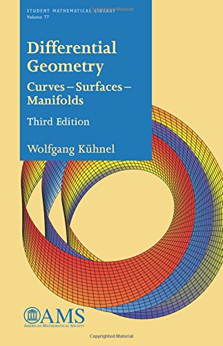 Differential Geometry: Curves -- Surfaces -- Manifolds (Student Mathematical Library)