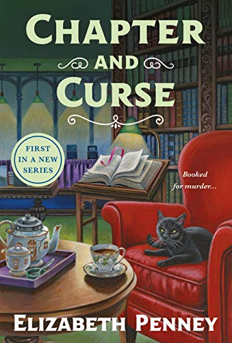 Chapter and Curse (The Cambridge Bookshop Series Book 1) by [Elizabeth Penney]